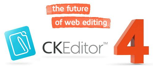 CKEditor 4.0 launched