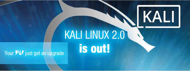 Kali Linux 2.0 Upgrade is Out