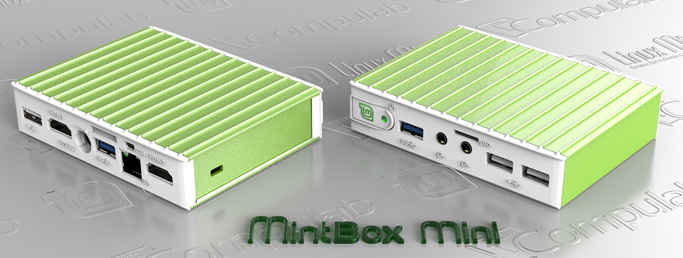 MintBox Mini from Compulab
