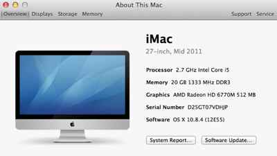 How To Find More Information on Your Mac