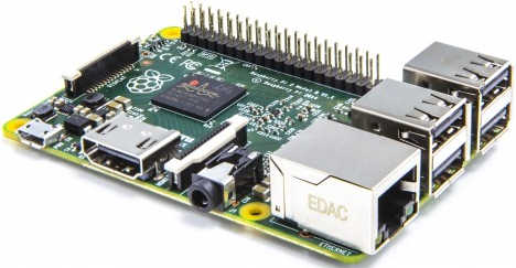 $35 Raspberry Pi 2 with Snappy Ubuntu Core