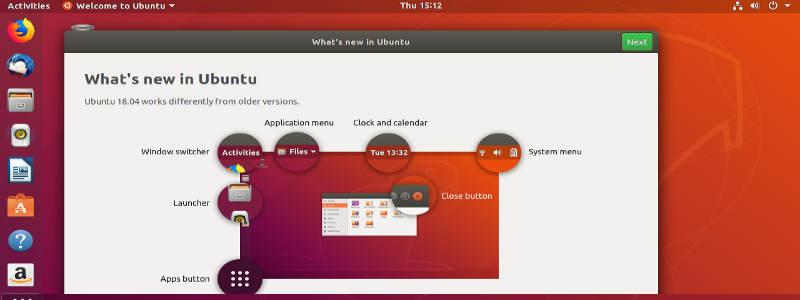 Ubuntu 18.04 LTS - My First Impressions